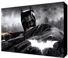 Batman The Dark Knight Rises 1 - Kids Room Canvas Art - Choose your size - *NEW*